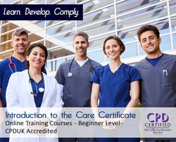 Introduction to the Care Certificate - Online Care Training Courses