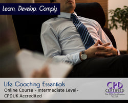 Life Coaching Essentials - Online Training Course - The Mandatory Training Group UK -
