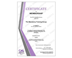 Mandatory Training for Personal Assistants - Online Training Courses - The Mandatory Training Group UK -