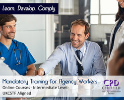 Mandatory Training for Agency Workers - Online Courses - The Mandatory Training Group UK -