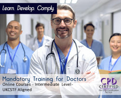 Mandatory Training for Doctors - Online Training Courses - The Mandatory Training Group UK -
