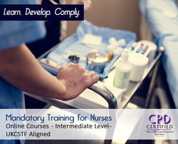 Mandatory Training for Nurses - Online Training Courses - The Mandatory Training Group UK -
