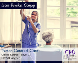 Person-Centred Care - Online Training Course - The Mandatory Training Group UK -