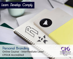 Personal Branding - Online Training Course - The Mandatory Training Group UK -