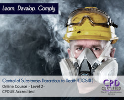 Control of Substances Hazardous to Health (COSHH) - The Mandatory Training Group UK -