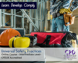 Universal Safety Practices - Online Training Course - The Mandatory Training Group UK -