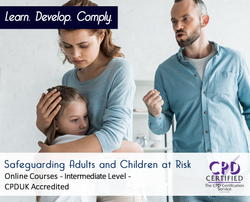 Safeguarding Adults and Children at Risk  - Online Training Course - The Mandatory Training Group UK -