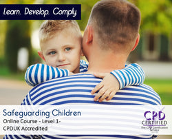 Safeguarding Children  - CPDUK Accredited - The Mandatory Training Group UK -