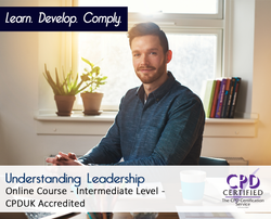 Understanding Leadership  - Online Training Course - The Mandatory Training Group UK -