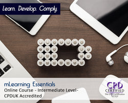 mLearning Essentials - Online Training Course - The Mandatory Training Group UK -
