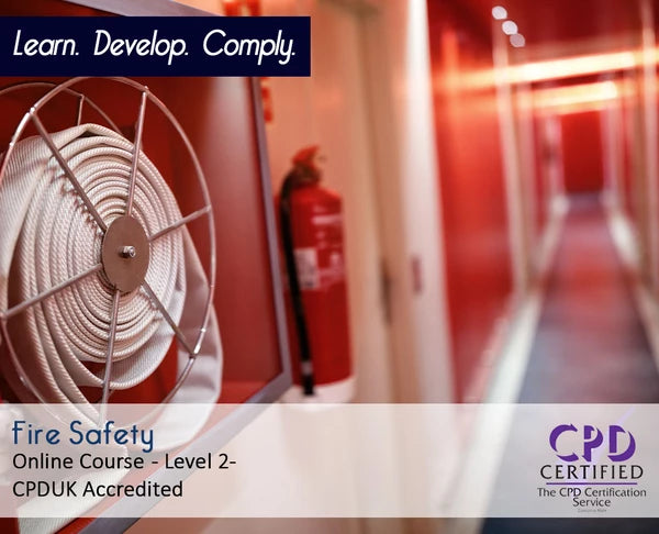 FREE Fire Safety Awareness Training - E-learning Course - MTG UK -