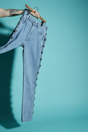 SIDE PANEL JEANS