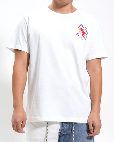 L'INDECENTE AUX ENFERS WHITE TEE