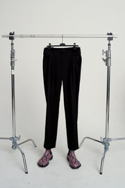 DOUBLE PLEATED TROUSERS