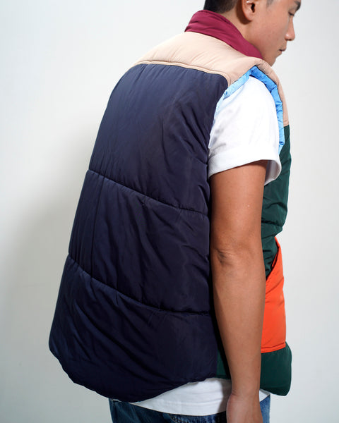 CUT IT REVERSABLE VEST