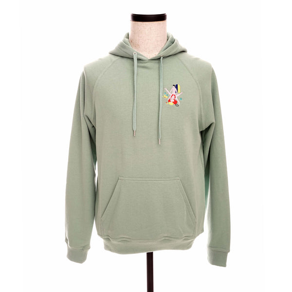 MINT ROUGH SEX HOODIE