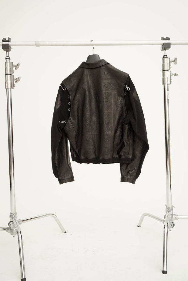 ISLAND LEATHER JACKET