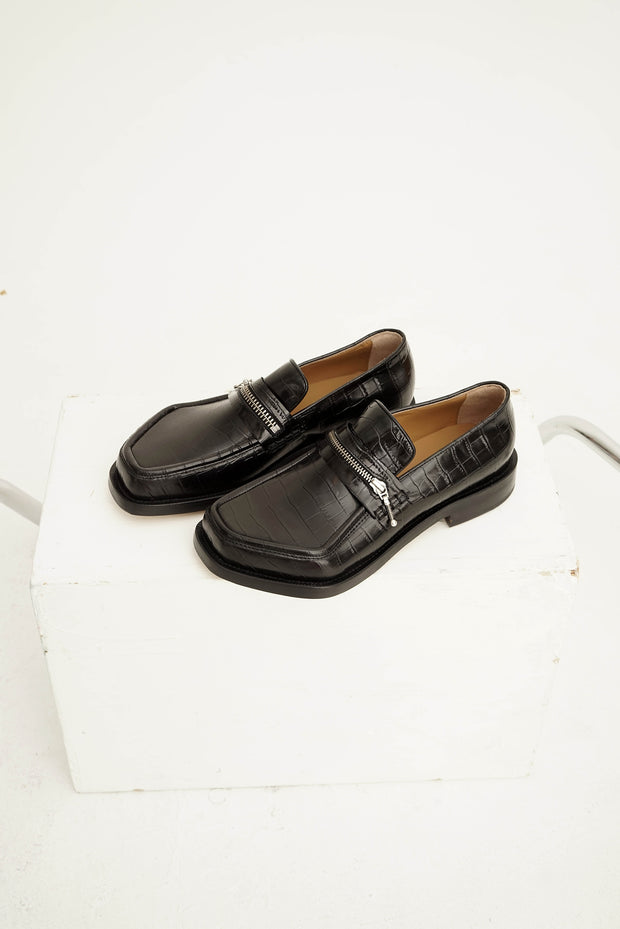 MONSTER LOAFER ZIPPED