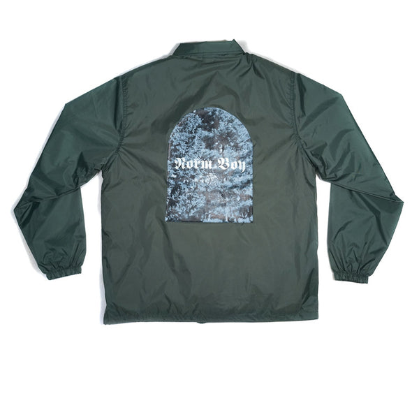 TRIMMED WINDBREAKER - MONOPOLIST  - 7
