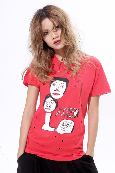 TIME T SHIRT - MONOPOLIST  - 3