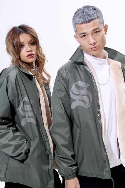 TRIMMED WINDBREAKER - MONOPOLIST  - 3