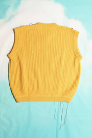 YELLOW ZIG ZAC ELECTRIC VEST