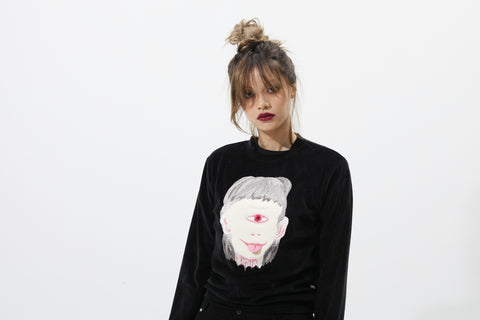 ONE EYE SWEATSHIRT - MONOPOLIST  - 1