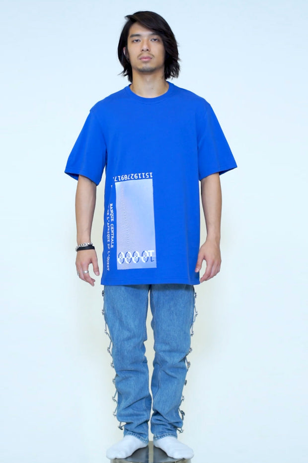 DAKAR MONEY PRINT TEE