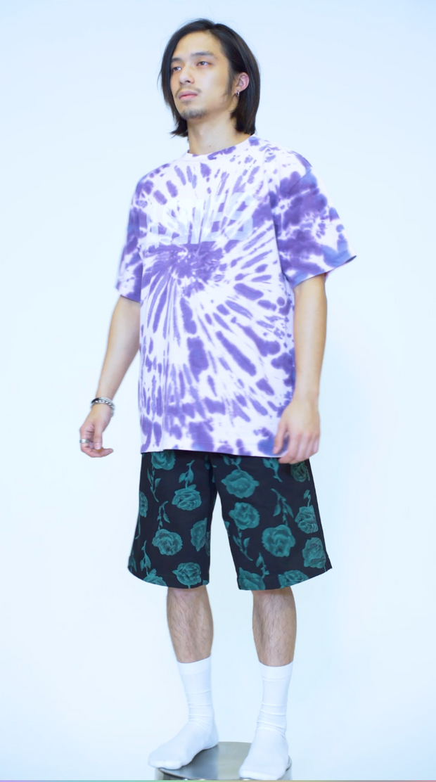 GO YOUR OWN WAY TIE DYE TEE