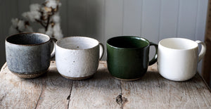 Seasonal Ceramics: Winter Mug Bundle