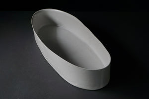 Platter: Oblong High Edge Platter