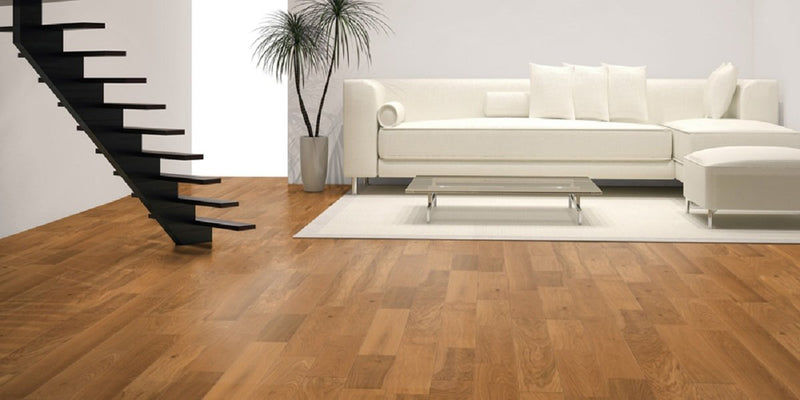 150mm Natural Oiled Engineered European Oak Wood Flooring 18/4 Thick