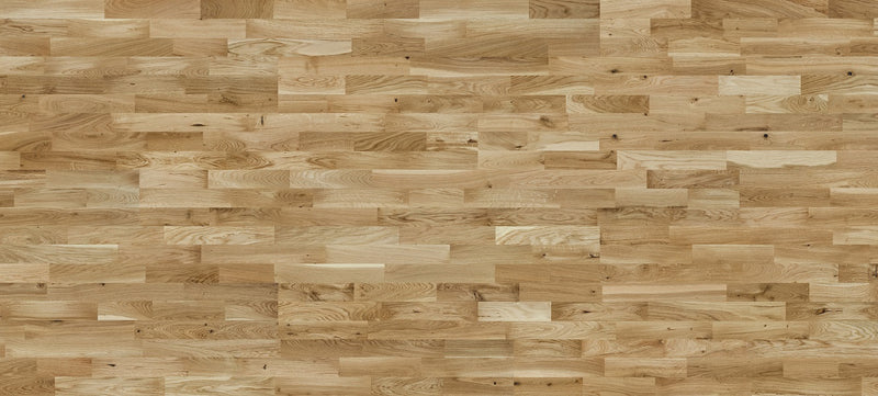 207mm 3 Strip Classic Oak Lacquered Engineered European Oak Wood Flooring 14 Thick