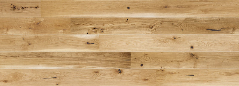 207mm Premium Oak Brushed and Oiled Engineered European Oak Wood Flooring 14 Thick