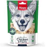 Wanpy Freeze Dried - Chicken & Fruits