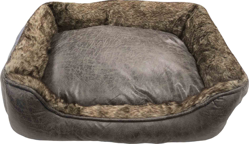 Pet One Delux Lounger - Ash
