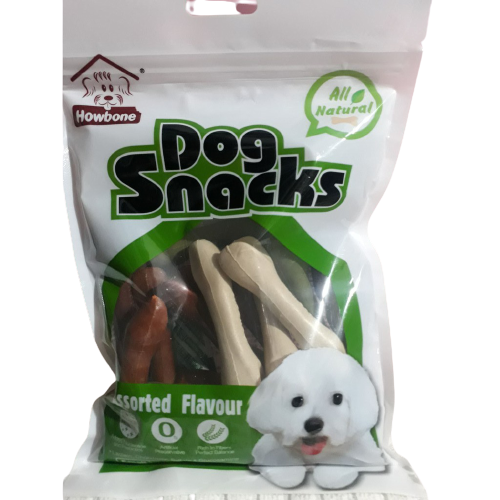 Gnawlers Howbone Snacks