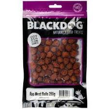 Black Dog Roo Balls - 250gm - Mudpuppy