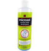 Microsol Medicated Shampoo 250ML
