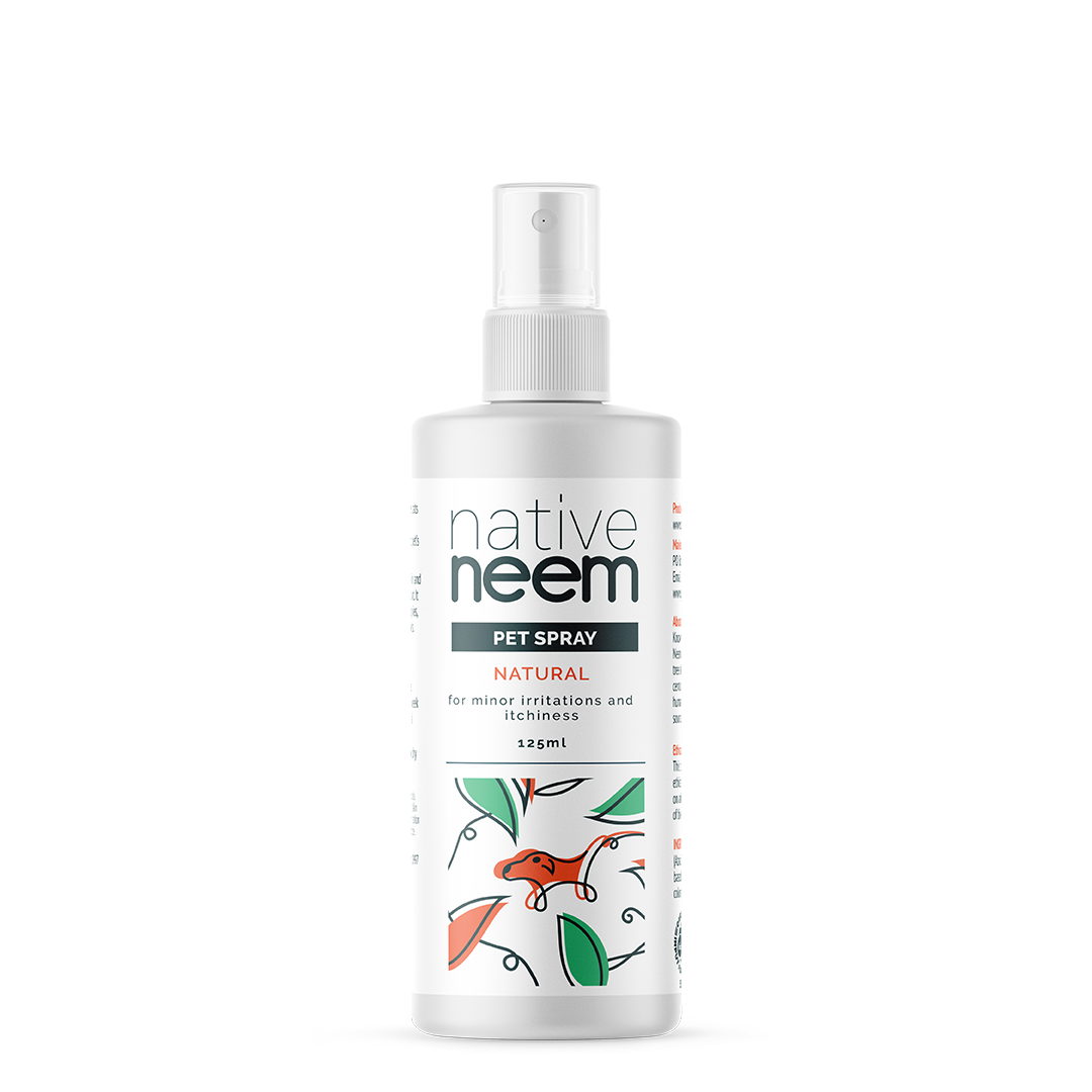 Native Neem Organic Pet Spray