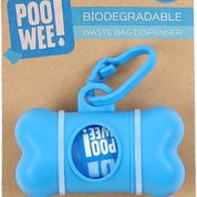 POOWEE! Bag Dispenser with bags