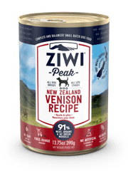 Ziwi Peak Dog Cans - Venison