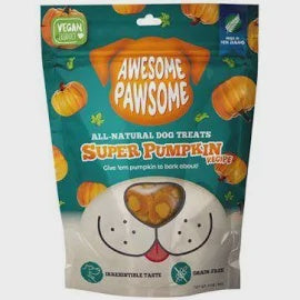 Awesome Pawsome Super Pumpkin