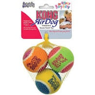 Kong Squeaker Birthday Balls - 3 Pack