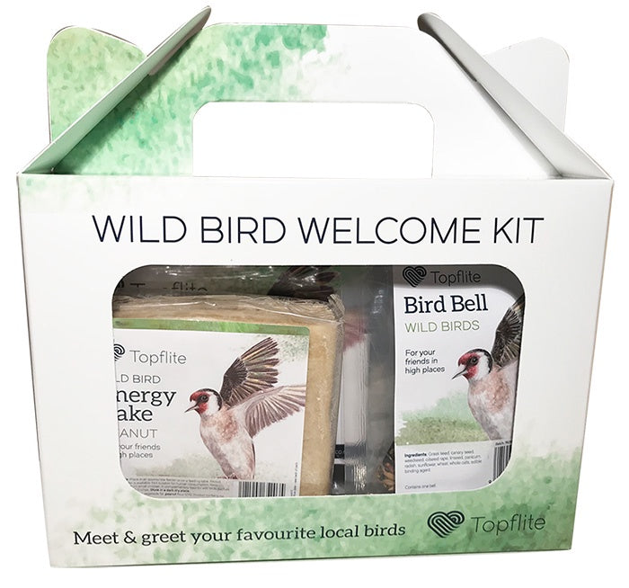 Wild Bird Combo - Welcome Pack