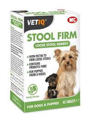 VETIQ - Stool Firm for Dogs & Puppies