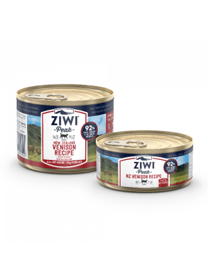 Ziwi Peak Cat Cans - Venison