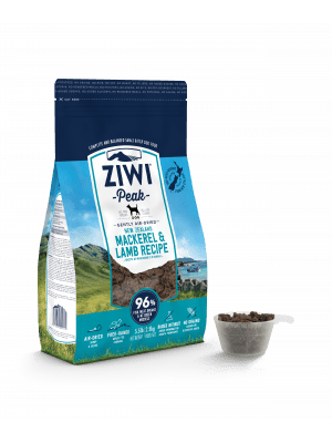 Ziwi Peak Air Dried Dog Cuisine - Mackerel & Lamb
