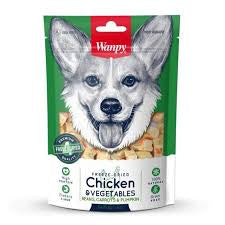Wanpy Freeze Dried - Chicken & Veges