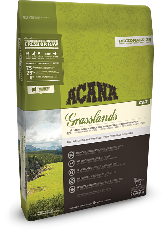Acana Cat Regionals - Grasslands